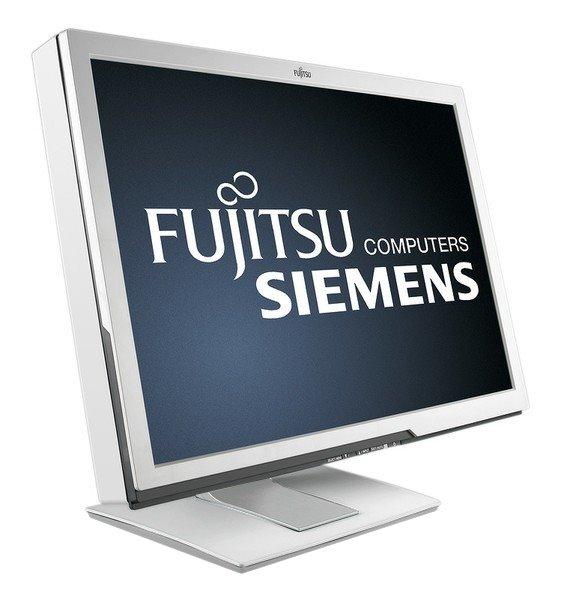 """24"""" Fujitsu Siemens SCENICVIEW P24W-5 ECO S-PVA FullHD HDMI Monitor vergilbt"""