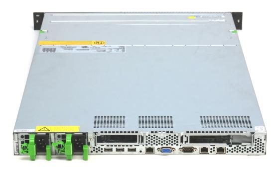 Fujitsu Primergy RX200 S5 2x Xeon Quad Core E5520 @ 2,26GHz 4GB 72GB MegaRAID