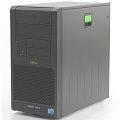 Fujitsu Primergy TX100 S1 Xeon Quad Core X3220 @ 2,4GHz 4GB 500GB Server Tower