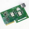 Fujitsu Quad Port 1GbE PCIe x4 A3C40093868 Gigabit Netzwerkkarte für Blade Server