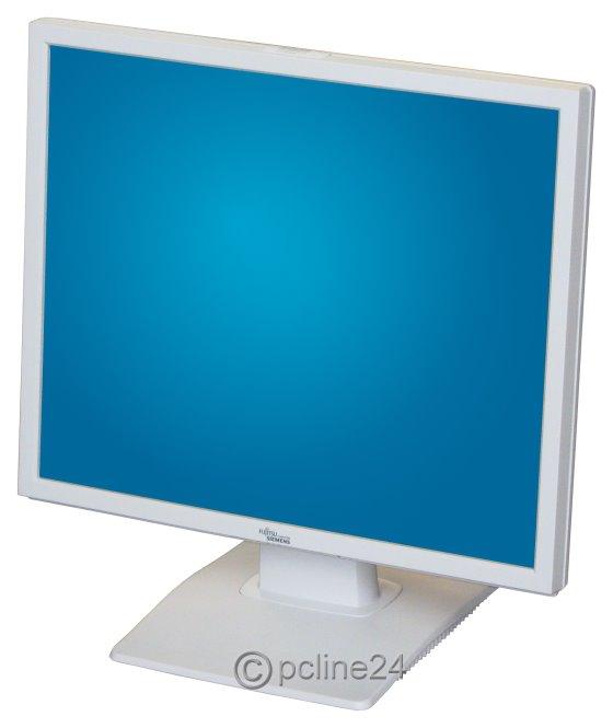 "19"" TFT LCD Fujitsu Siemens SCENICVIEW E19-8 1280 x 1024 Monitor mit Lautsprecher"