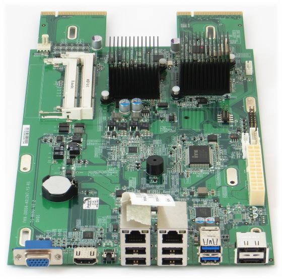 Fujitsu TS-869U V2.2 Mainboard NEU/NEW System Board für Qnap NAS Server