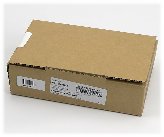 Fujitsu Z3745 64GB Mainboard NEU/NEW CP694274-XX für Tablet Stylistic V535
