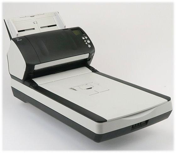 Fujitsu fi-7260 Scanner Dokumentenscanner ADF Duplex USB 3.0