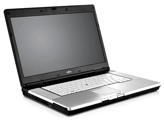 "15,6"" Fujitsu Lifebook E780 Core i5 520M @ 2,4GHz 4GB 320GB (ohne Akku)"