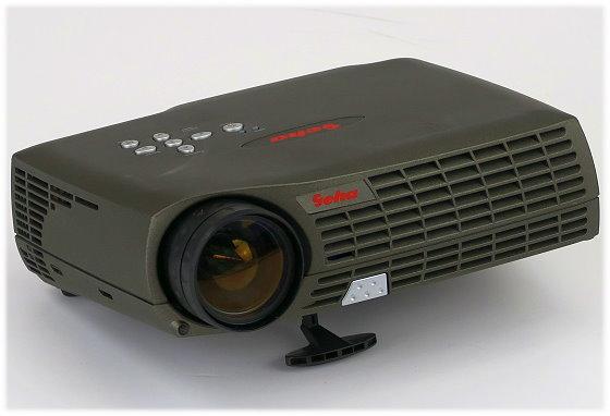 Geha Compact 007 Beamer DLP 1100 ANSI/LU XGA Lampe unter 1000 Stunden