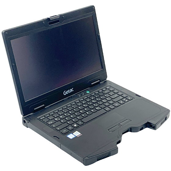 """Getac S410 Core i5 6300U @ 2,4GHz 16GB 1TB SSD 14"""" Outdoor ohne Handgriff B- Ware"""