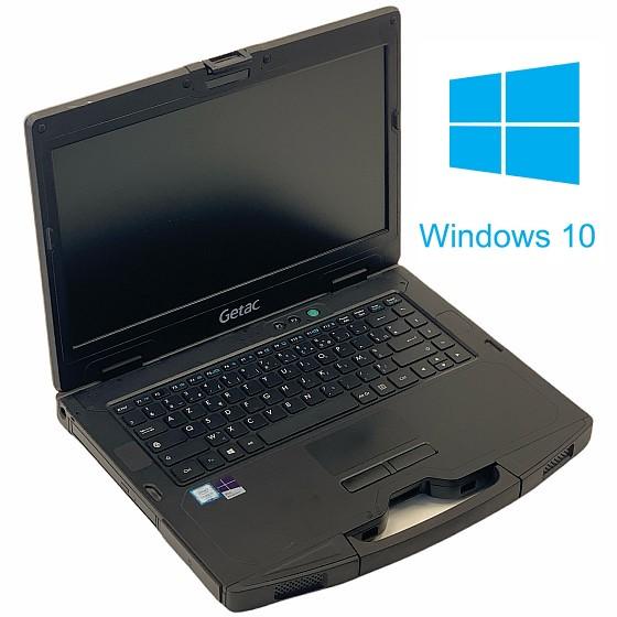 Getac S410 i5 6200U @ 2,3GHz 4GB 500GB Win 10 Pro Rugged Outdoor Notebook franz.