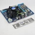Gigabyte GA-H61M-S1 Intel H61 Micro ATX Sockel 1155 Pentium G2120 3,1GHz +Lüfter