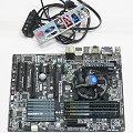 Gigabyte GA-Z68X-UD3H-B3 Mainboard + CPU i7 2600K 3,4GHz + 16GB RAM 2x PCIe x16 3.0