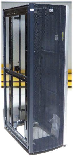 42HE HP Rack 10642 G2 Serverschrank mit rechter Seitenwand