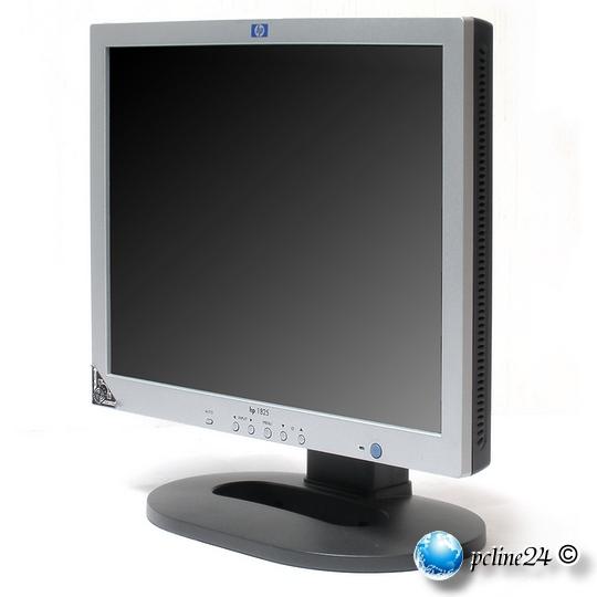 "18"" TFT LCD HP 1825 1280 x 1024  IPS VGA DVI Pivot"