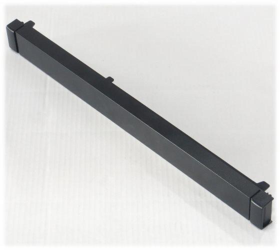 """HP Universal Rack-Blende Frontpanel Filler 19"""" Serverschrank 1HE/1U 464695-001"""