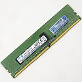 HP 4GB 1Rx8 PC4-2133P ECC Registered DDR4 288pin 752367-081 Spare 774169-001