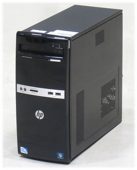 HP 500B MT Dual Core E5700 @ 3GHz 4GB 500GB DVD±RW Tower Computer