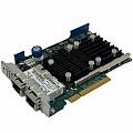 HP 533FLR-T 2-Port 10GbE PCI-E x8 Network Adapter 701534-001 low profile Neu