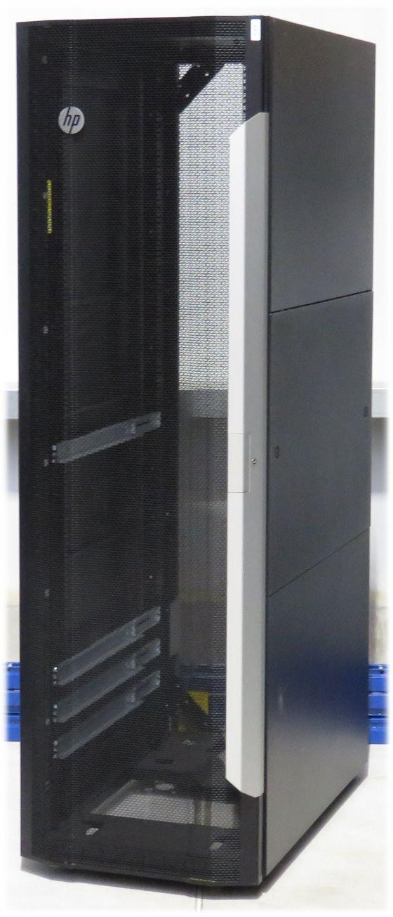 HP 642 G3 ShockIntelligent Serverschrank 42HE mit Seitenwänden