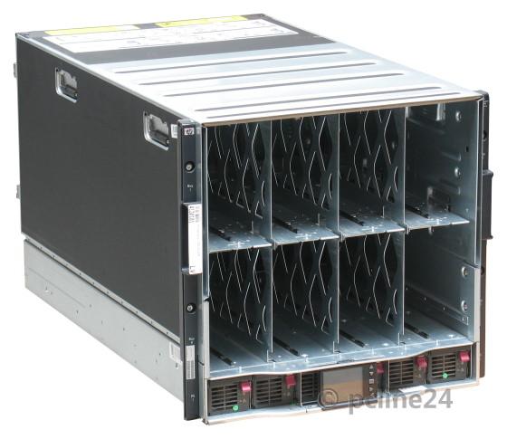 HP BL c7000 Blade Enclosure 6x PSU 2250W 10x FAN 2x 419329-001 2x 416378-001