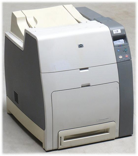 HP Color LJ CP4005n 30 ppm 128MB LAN 15.900 Seiten Farblaserdrucker B-Ware