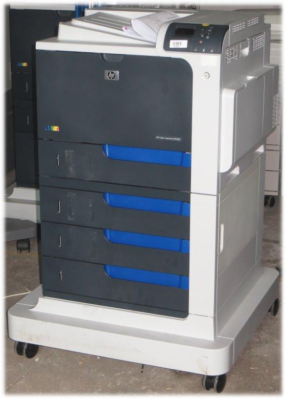 HP Color LJ CP4525Xh 40 ppm 512MB Duplex LAN Farblaserdrucker