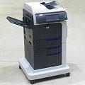 HP Color LaserJet CM4540f MFP FAX Kopierer Scanner Farblaserdrucker 57.800 Seiten