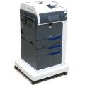 HP Color LaserJet CM4540f MFP FAX Kopierer Scanner Farblaserdrucker 171.000 Seiten