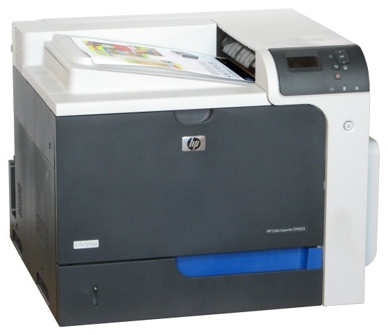 HP Color Laserjet Enterprise CP4525dn 40ppm Duplex LAN Farblaserdrucker
