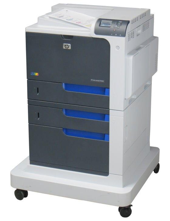HP Color LJ CP4525dn 40 ppm 512MB Duplex LAN 310.950 Seiten Farblaserdrucker
