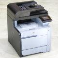 HP Color LJ Pro MFP M476dn FAX Kopierer Scanner ePrint AirPrint 16.700 Seiten