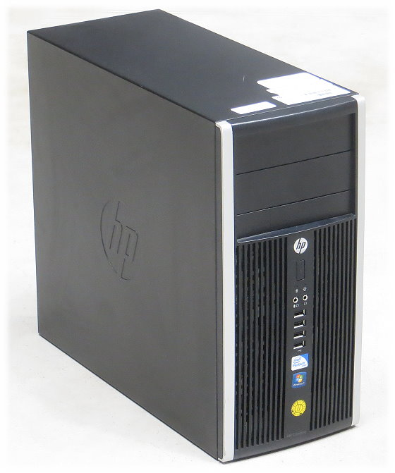 HP Compaq 6200 Pro MT Dual Core G620 @ 2,6GHz 4GB 250GB Tower