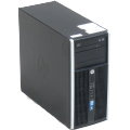 HP/Compaq Pro 6300 Quad Core i5 3570 3,4GHz 4GB 250GB DVD±RW USB 3.0 Mini-Tower