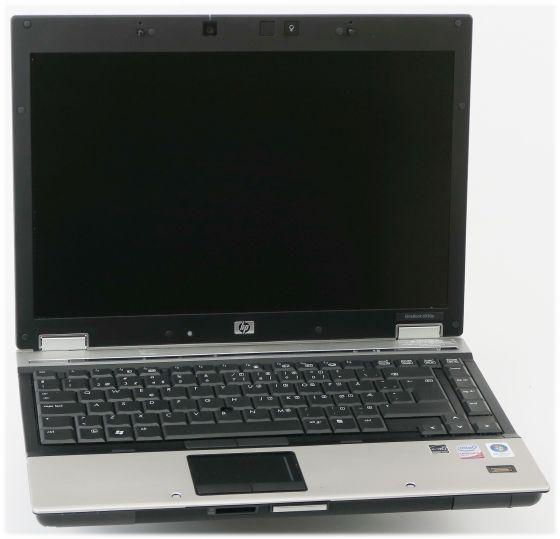 HP Elitebook 6930p C2D T9400 2,53GHz 4GB DVDRW (ohne NT/HDD/Deckel) norw. B-Ware