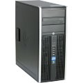 HP Compaq 8000 Elite CMT Core 2 Duo E8400 @ 3GHz 4GB 250GB DVD±RW Tower PC RS232
