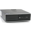 HP Compaq 8200 Elite SFF Core i7 2600 @ 3,4GHz 8GB 256GB SSD Small Office Computer