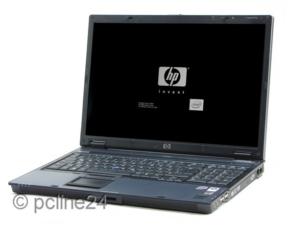 "17"" HP Compaq 8710p Core 2 Duo T7500 @ 2,2GHz 2GB 160GB DVD±RW"