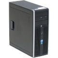 HP Elite 8200 CMT Dual Core G630 @ 2,7GHz 4GB 250GB DVD Tower PC