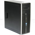 HP Elite 8300 CMT Quad Core i5 3570 @ 3,4GHz 8GB 240GB SSD DVD±RW Tower