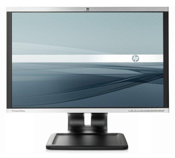 HP Compaq LA2405wg FullHD Pivot DisplayPort VGA DVI-D USB-Hub Monitor C-Ware