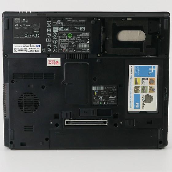 HP Compaq NC6220 Pentium M 1,73GHz 1GB (ohne HDD/ NT, Akku def.) norw. B-Ware