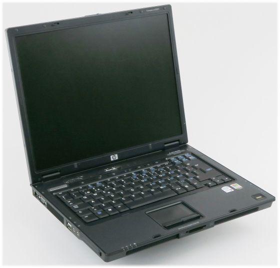 "15"" HP Compaq NC6320 C2D T5600 1,83GHz 1GB (ohne NT, SATA-port defekt) norw. B-Ware"