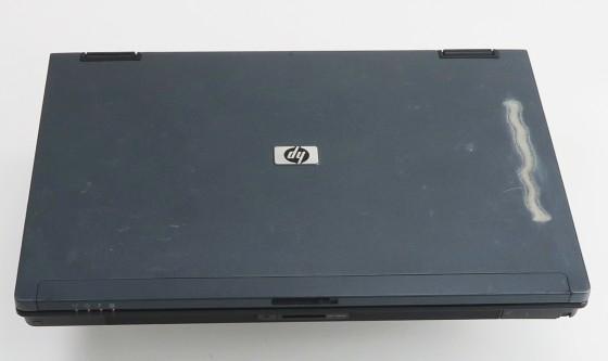 HP Compaq NC6400 Core 2 Duo T5500 @ 1,66GHz 1GB 40GB DVD±RW (Akku fehlt) C-Ware