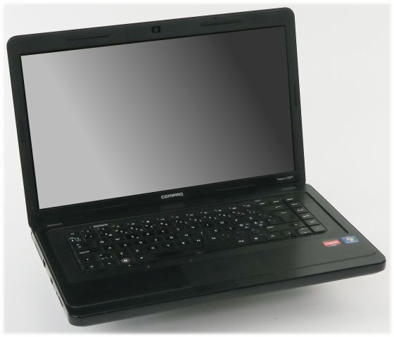 "15,6"" HP Compaq Presario CQ57 AMD 1,6GHz (ohne NT/HDD/Deckel) norw. B-Ware"