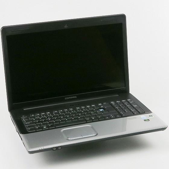 "17,3"" HP Compaq Presario CQ71 DC 2GHz 2GB Cam (o. NT/HDD Akku def.) norw. B-Ware"