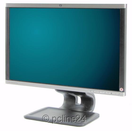 """22"""" TFT LCD HP Compaq LA2205wg 1000:1 5ms VGA DVI DisplayPort USB-Hub Pivot"""