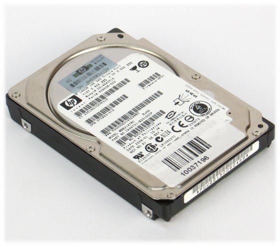"""2,5"""" HP DG146A3516 146GB 10K SAS HDD MBB2147RC"""