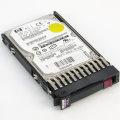 "2,5"" HP DG146A496 146GB 10K SAS HUC101414CSS300 HDD Festplatte im Hot Swap Tray"