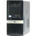HP DX2420 Dual Core E5200 @ 2,5GHz 4GB 160GB DVD Home Office Büro Tower PC B-Ware