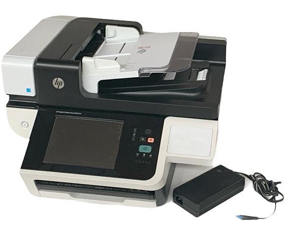 HP Digital Sender Flow 8500 fn1 Dokumentenscanner Scanner ohne Papierablage