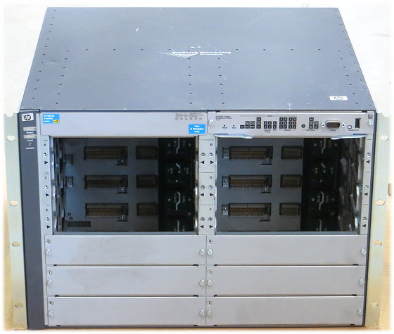 HP E5412 zl Switch A Ware/Grade A Switch Chassis 19 Zoll 48,26 cm Rack