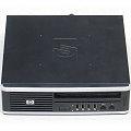 HP Elite 8000 USDT Core 2 Duo E8400 @ 3GHz 4GB 250GB Computer ohne Blende/DVD